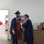 Türkçe Bölüm Birincisi Mehmet Yıldız