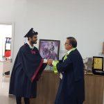 İnşaat Mühendisliği Türkçe Bölüm Birincisi Mehmet Yıldız